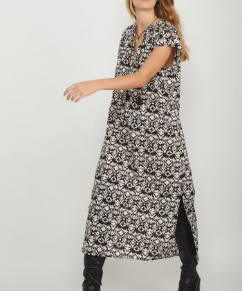 lia galabia dress women