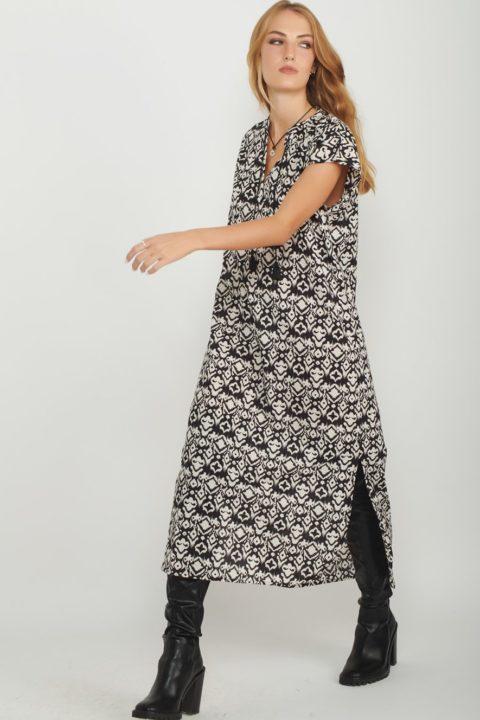 lia galabia dress women
