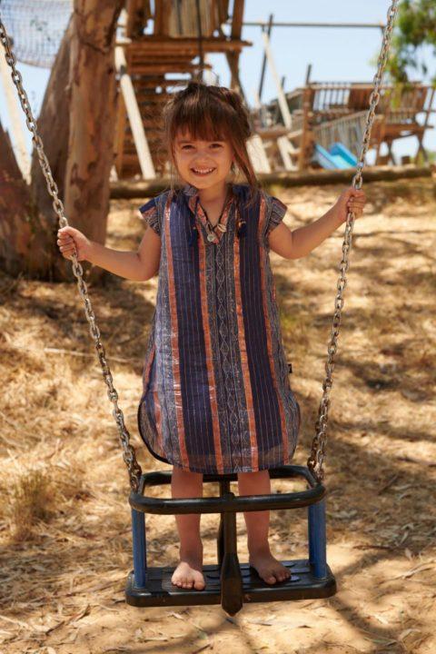 שמלת Malika Caftan