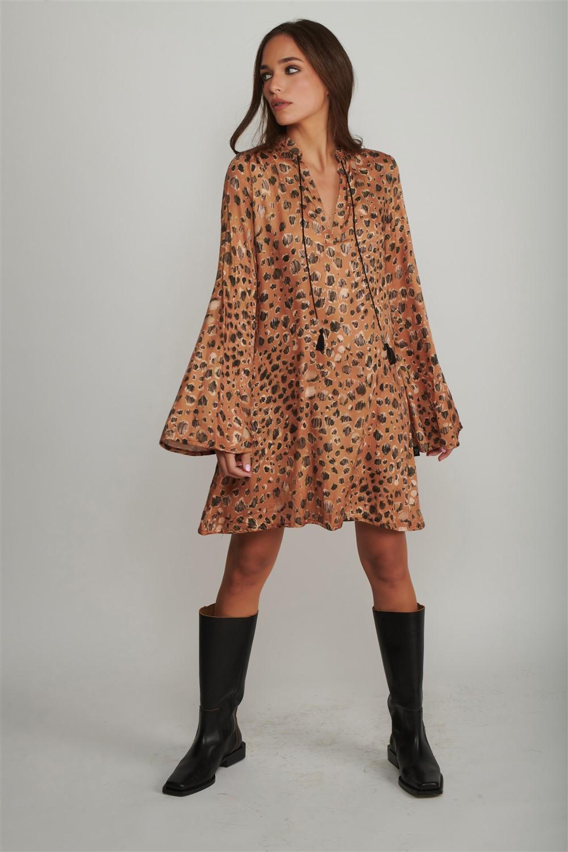tiger eye dress women