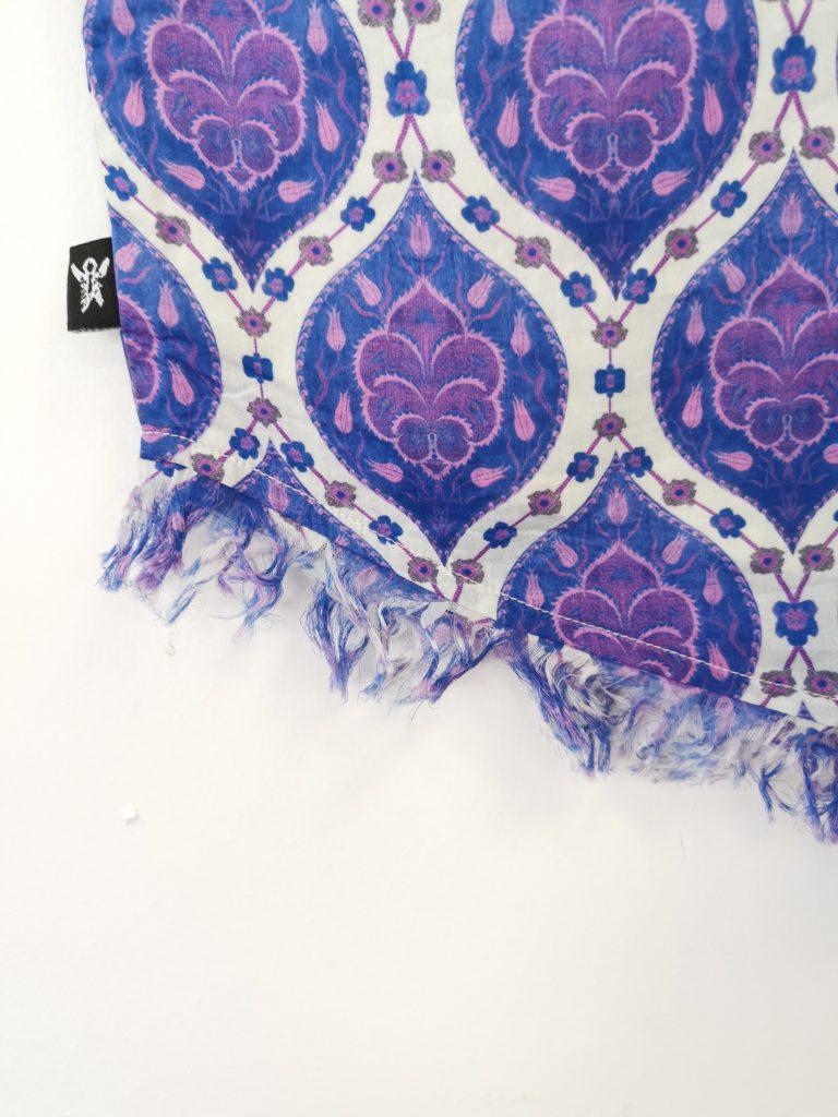 Purple Siam Dress for Women