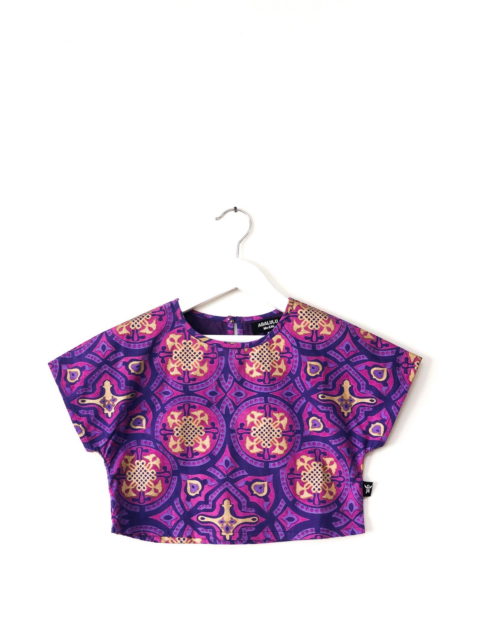 arabesque shirt for girls