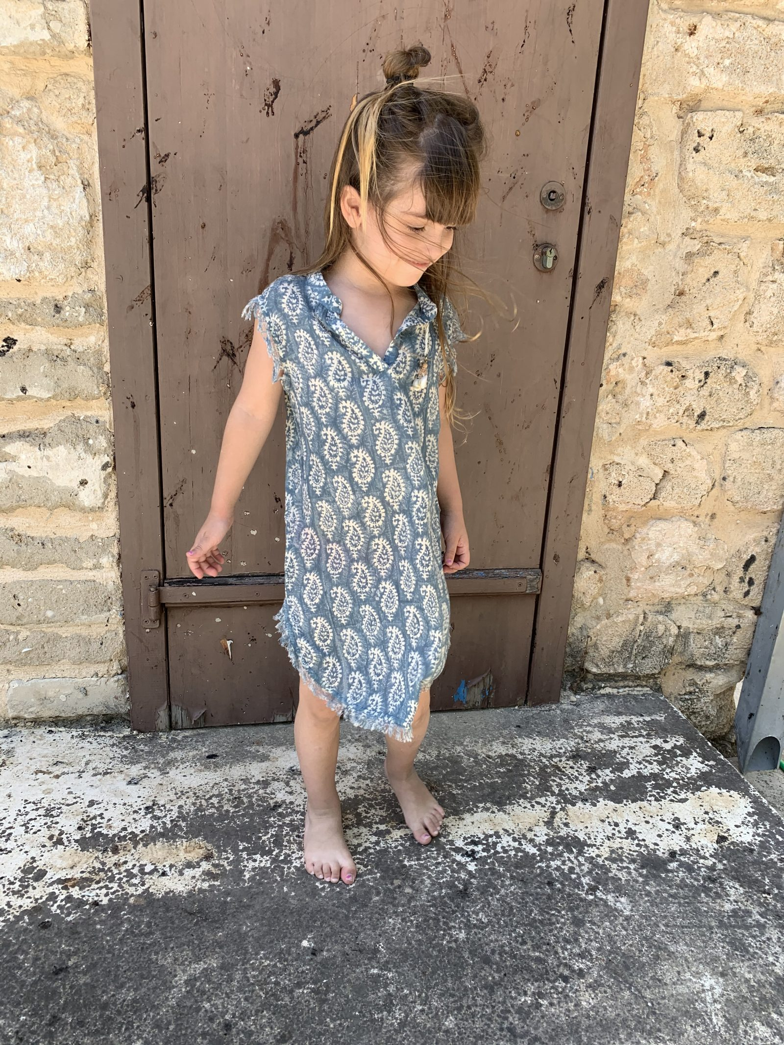 HENDRIX CAFTAN FOR GIRLS