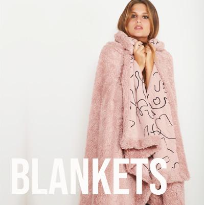 blankets winter banner