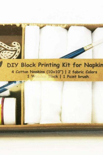 diy block print
