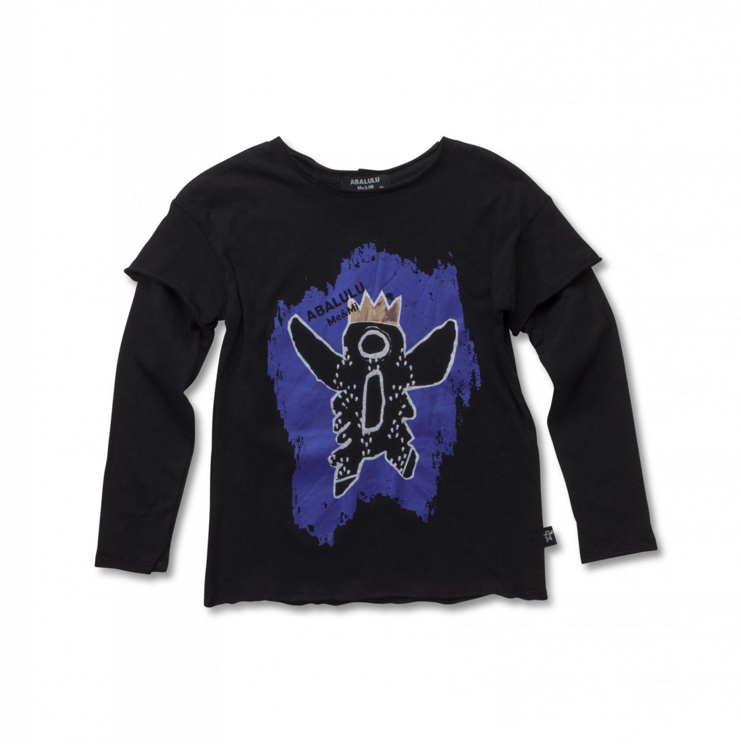 חולצת Abalulu Dream T-Shirt ארוכה לילדים