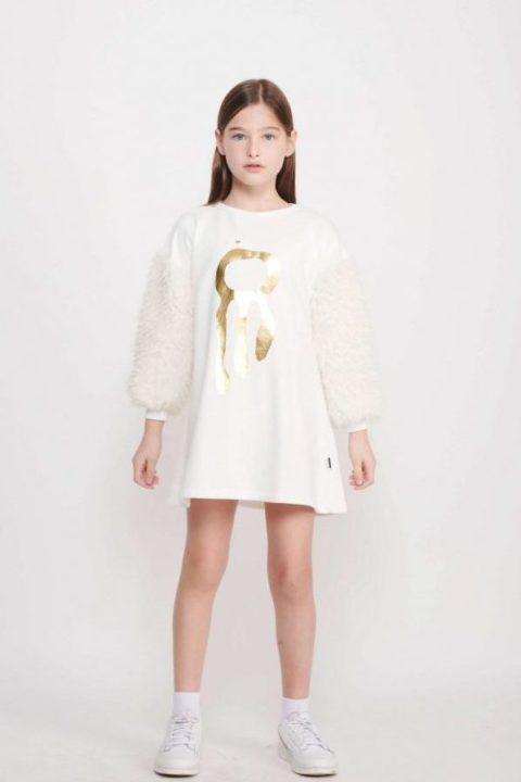שמלת Dream Fur Tunic לילדות