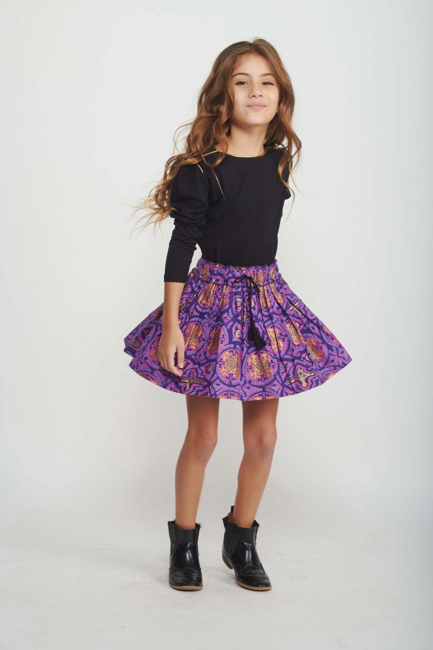 חצאית Arabesque לילדות