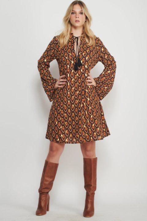 שמלת Capella Short לנשים