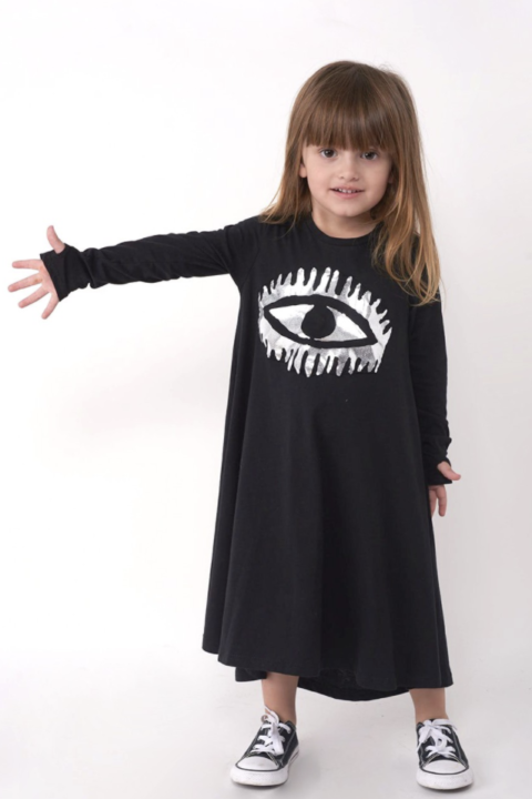 The Eye Dress for Girls