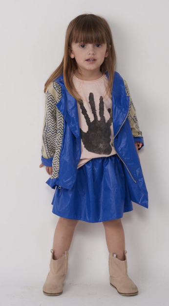 The Cave Hand Short T-shirt for kids