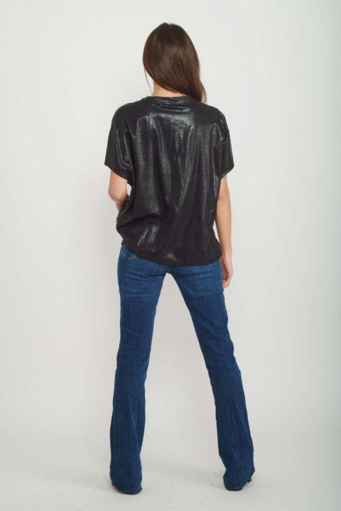 Glam Rock Shirt for Women