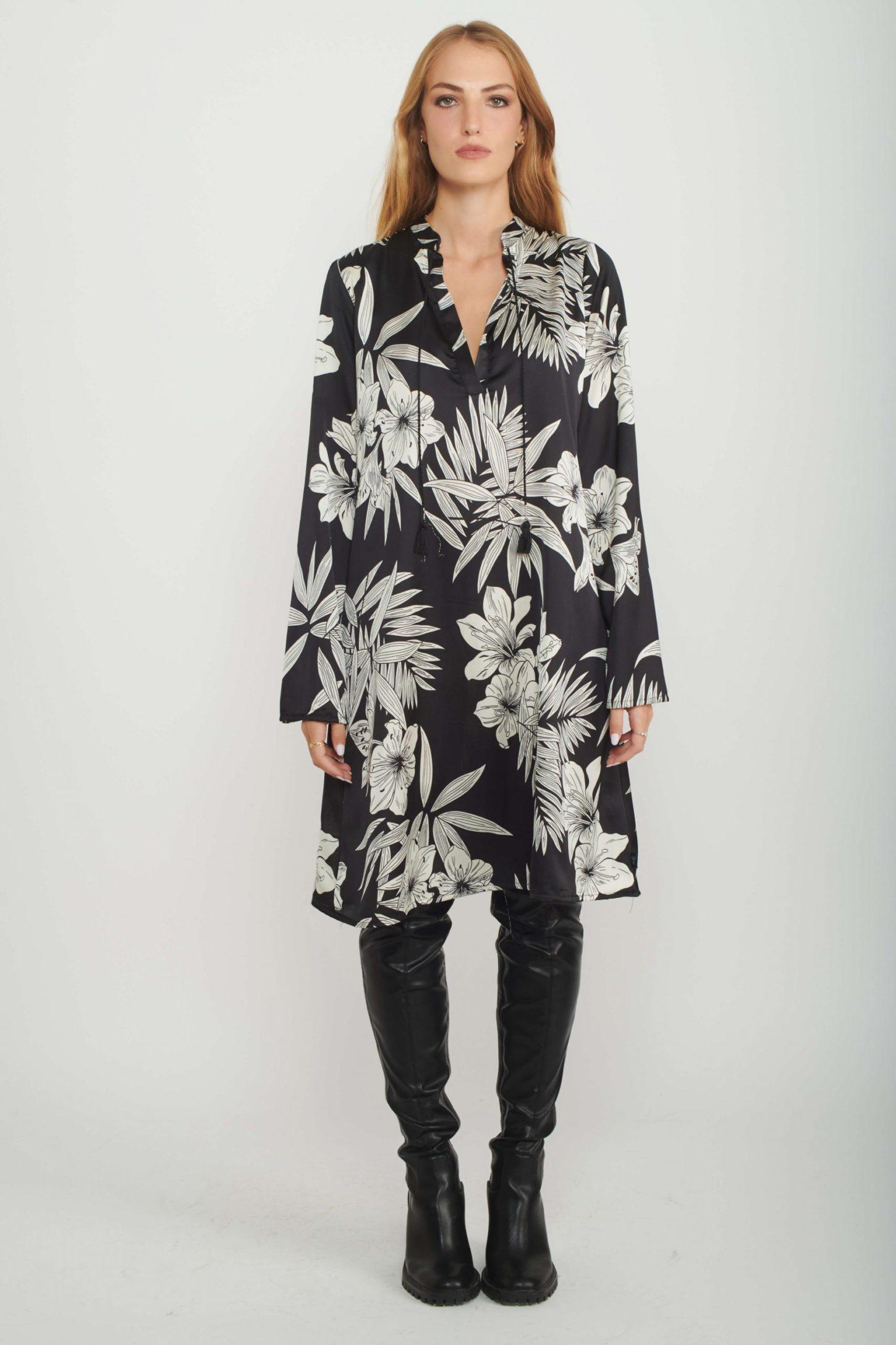 שמלה Botanic לנשים