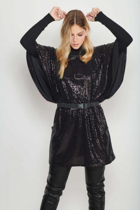 Disco Bat Dress for Women