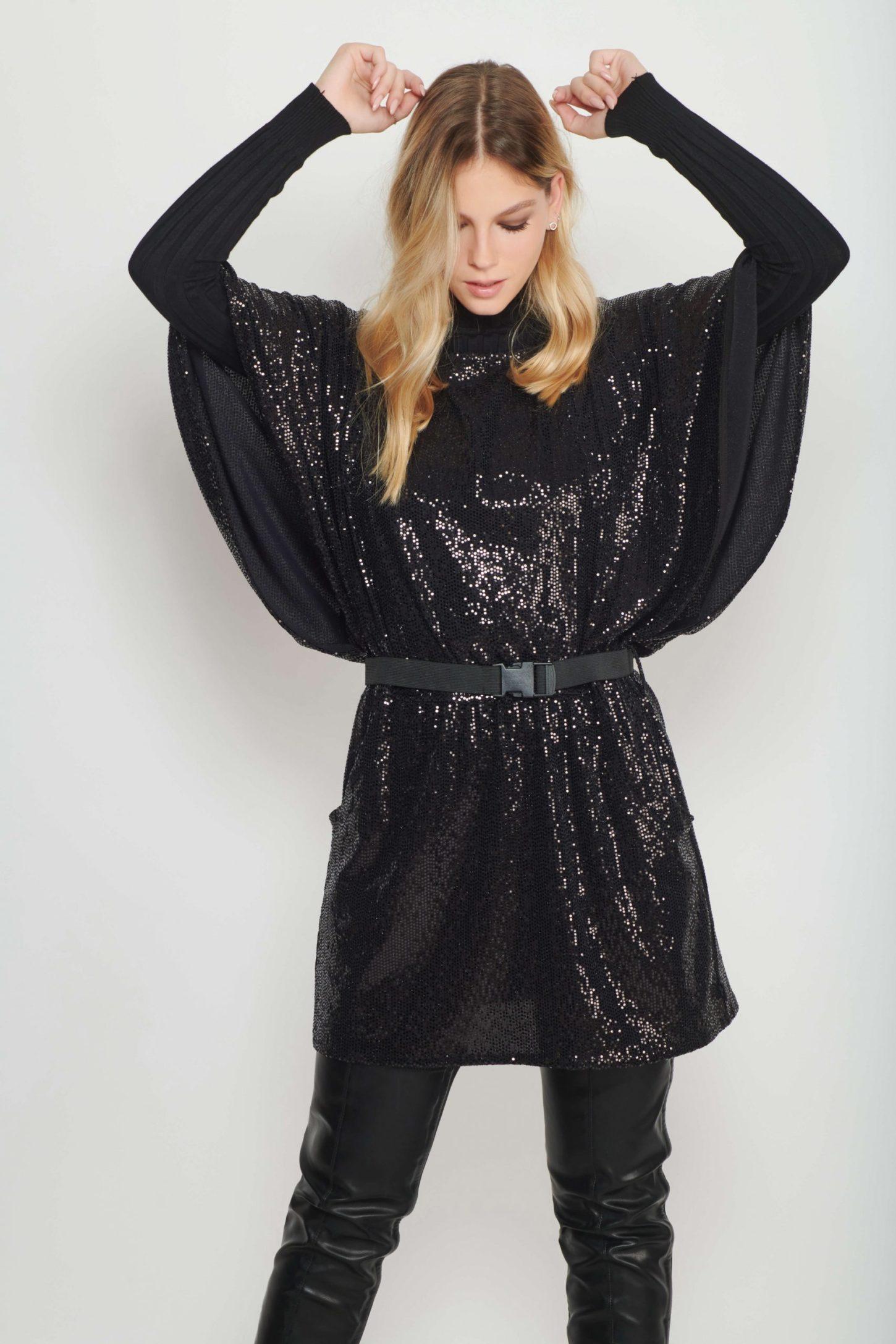 שמלת Disco Bat לנשים