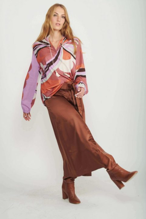 Brick Coco Skirt for Women