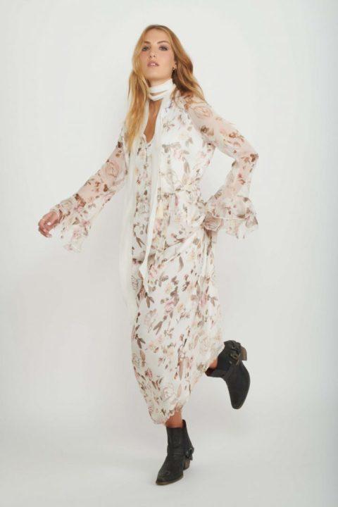 שמלת מקסי Venus לנשים