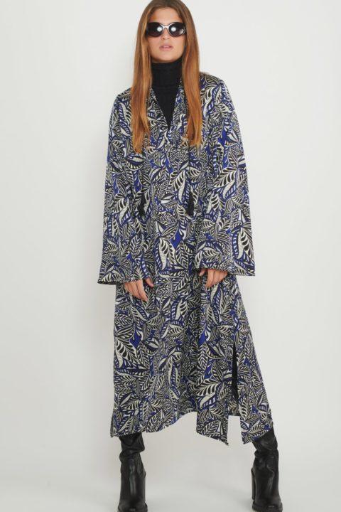 שמלת מקסי Royal Jungle לנשים