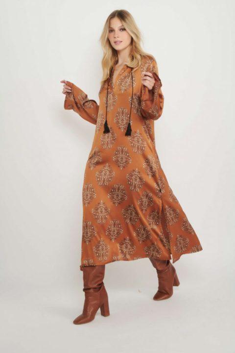 שמלת מקסי Hawa Mahal לנשים