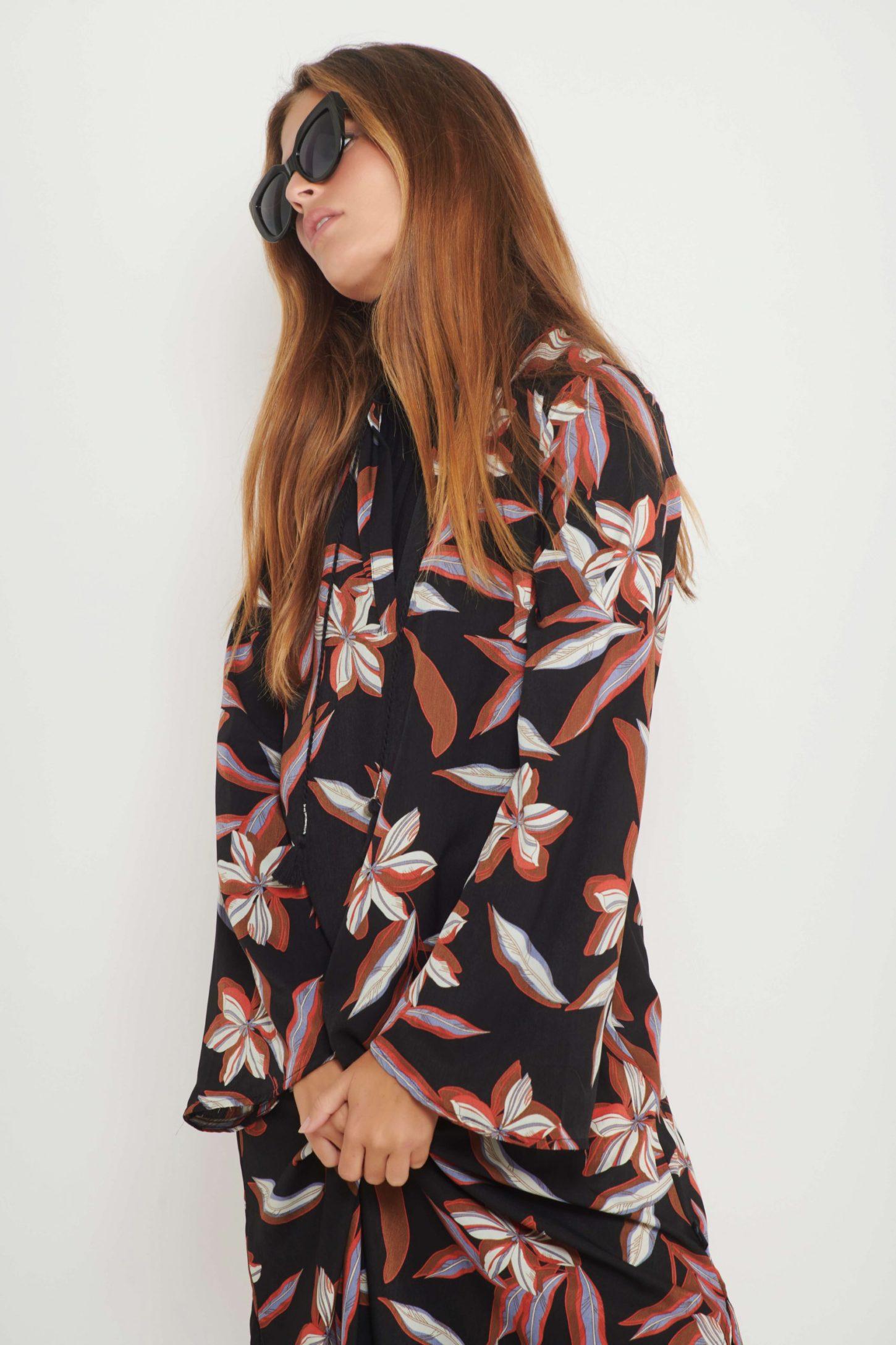 שמלת Birds of Paradise לנשים
