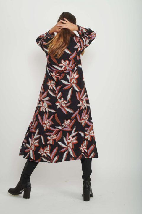 Birds of Paradise Dress for Women