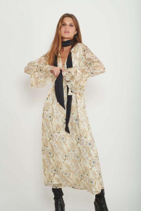 שמלת מקסי Melody לנשים