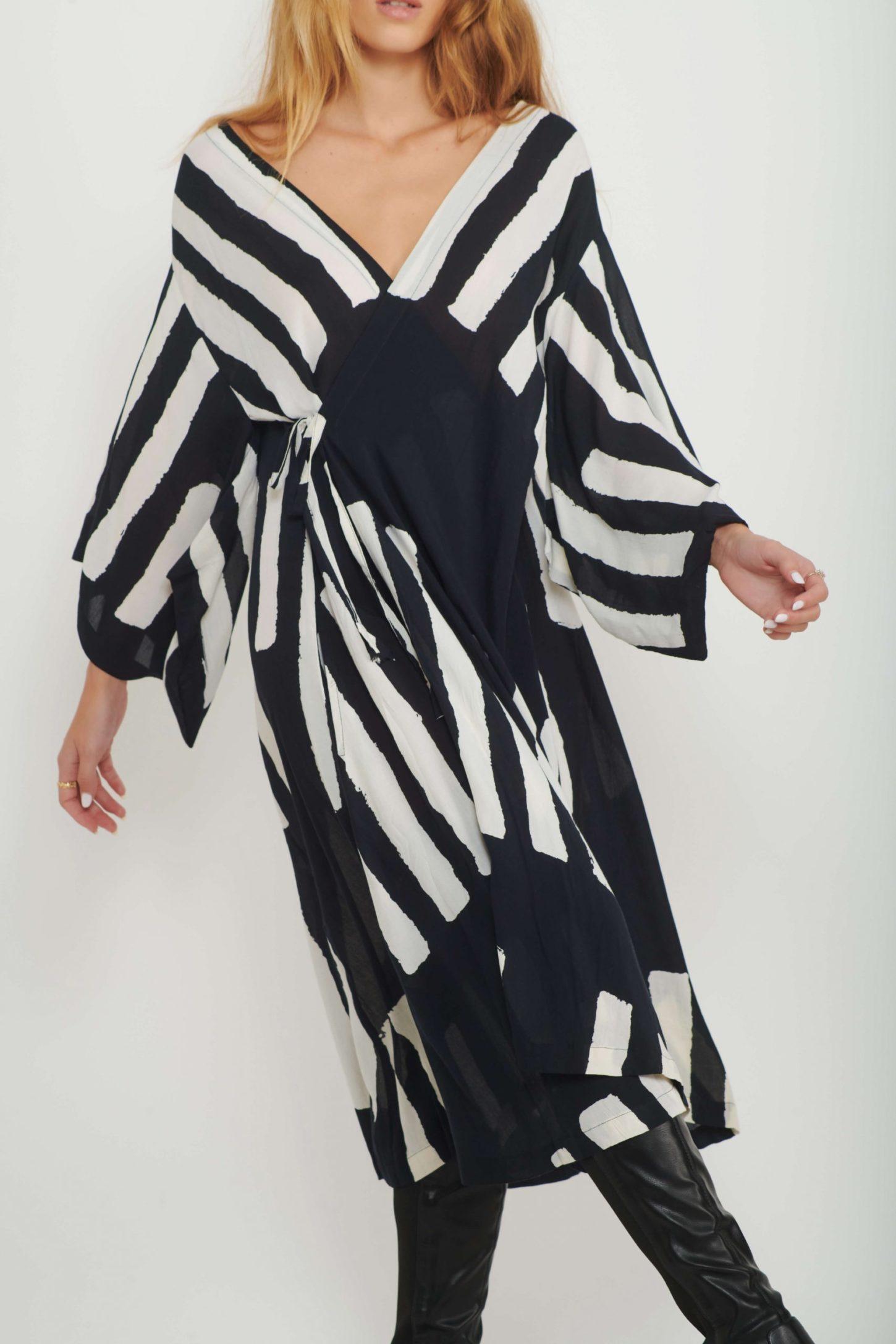שמלת Kimono לנשים