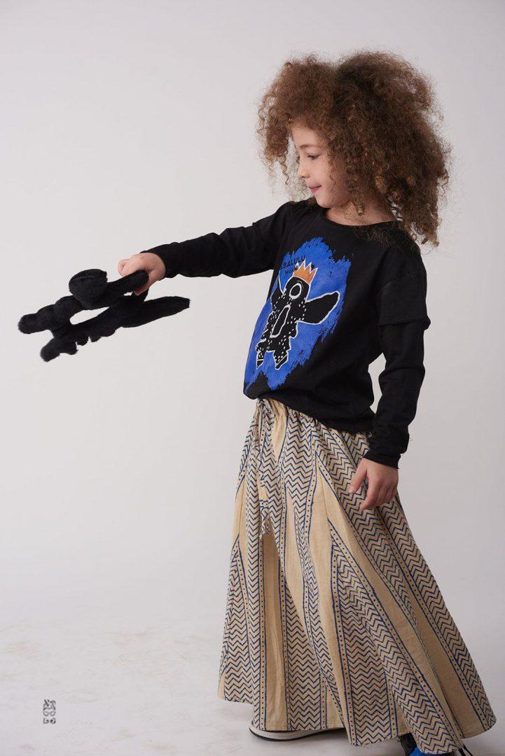 חולצת Abalulu Dream ארוכה לילדים
