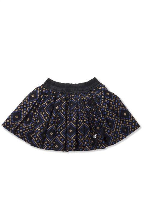 חצאית Argyle לילדות