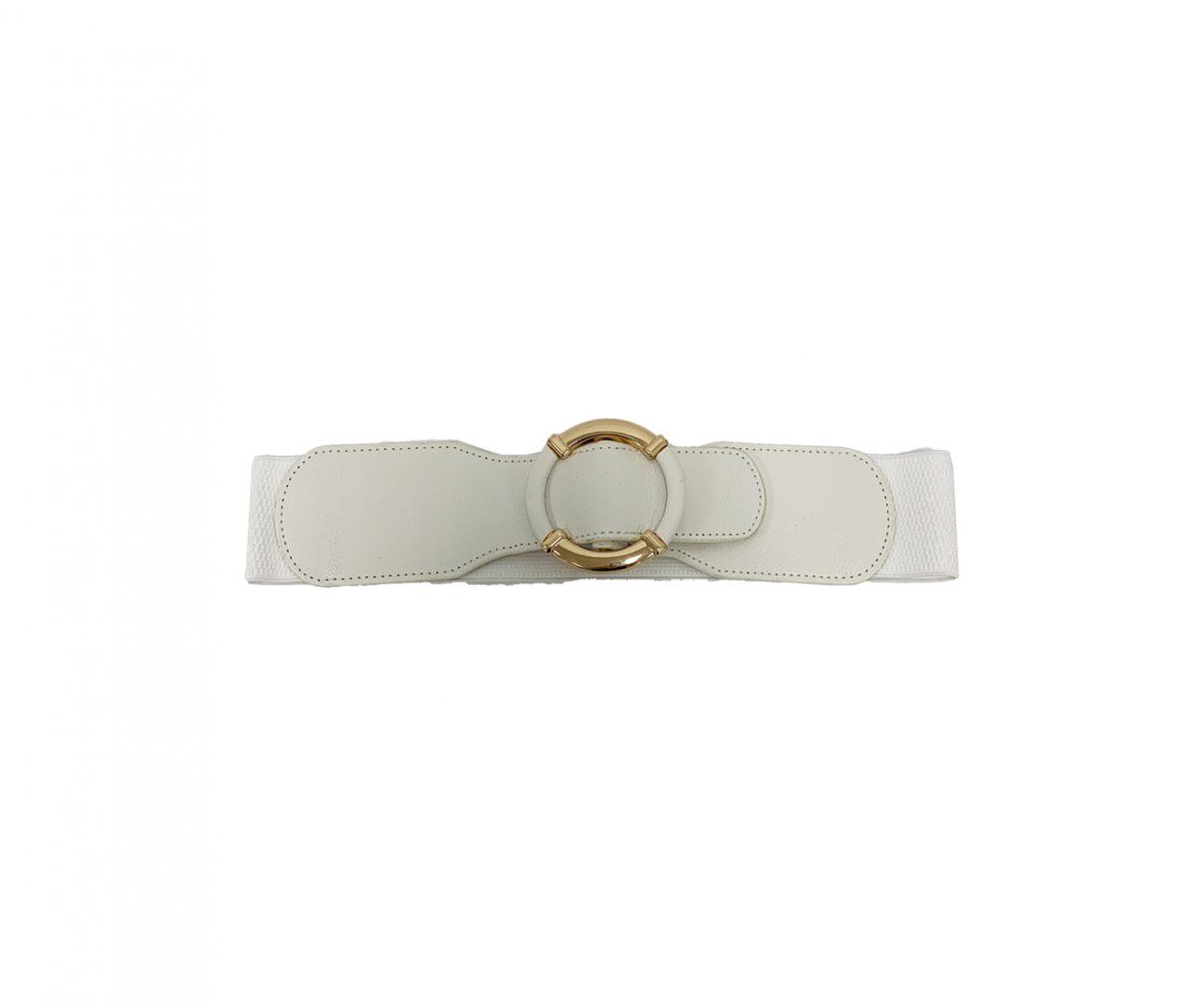 חגורת Ring לבנה