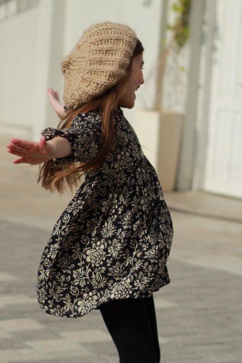 שמלת Black Heidi לילדות