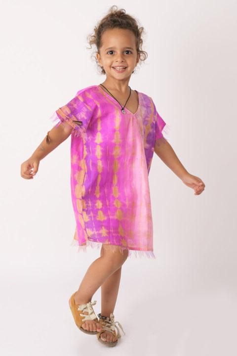 שמלת Boho לילדות