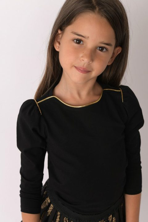 Goldi Shirt for Girls