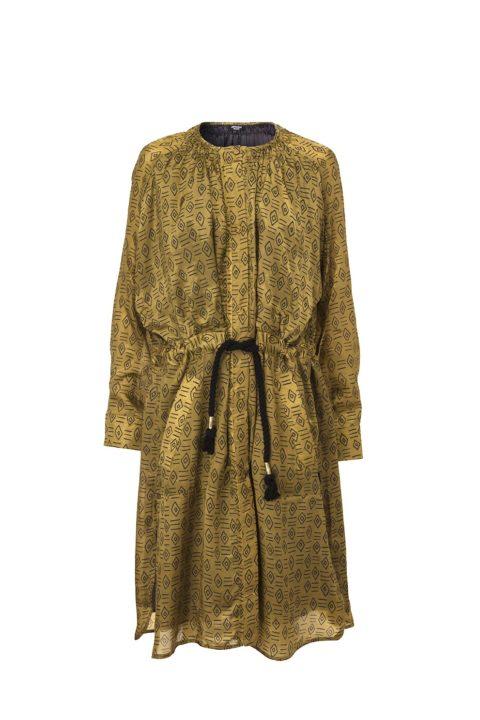 שמלת Gold Kyoto לנשים