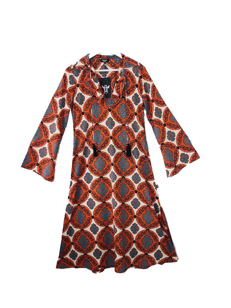 שמלת מקסי Loretta לנשים