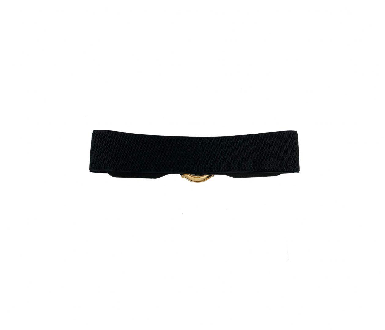 חגורת Ring שחורה